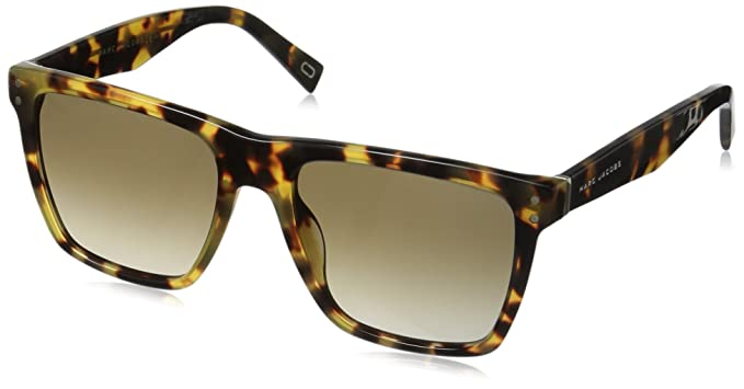 Amazon.com: Marc Jacobs con parte superior plana anteojos de ...