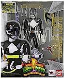 Bandai Tamashii Nations SH Figuarts Mighty Morphin Black Ranger figura de acción