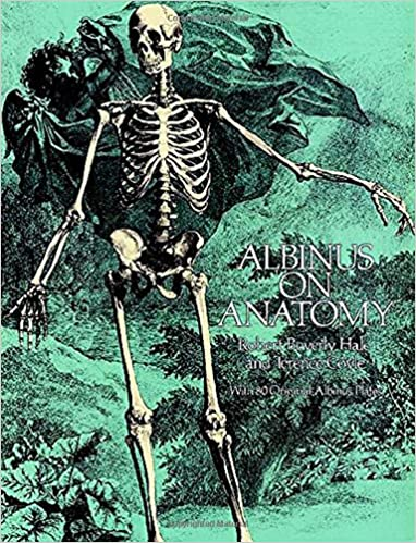 Albinus on Anatomy (Dover Anatomy for Artists): Amazon.de: Bernhard ...