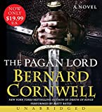 The Pagan Lord Low Price CD: A Novel (Saxon Tales)