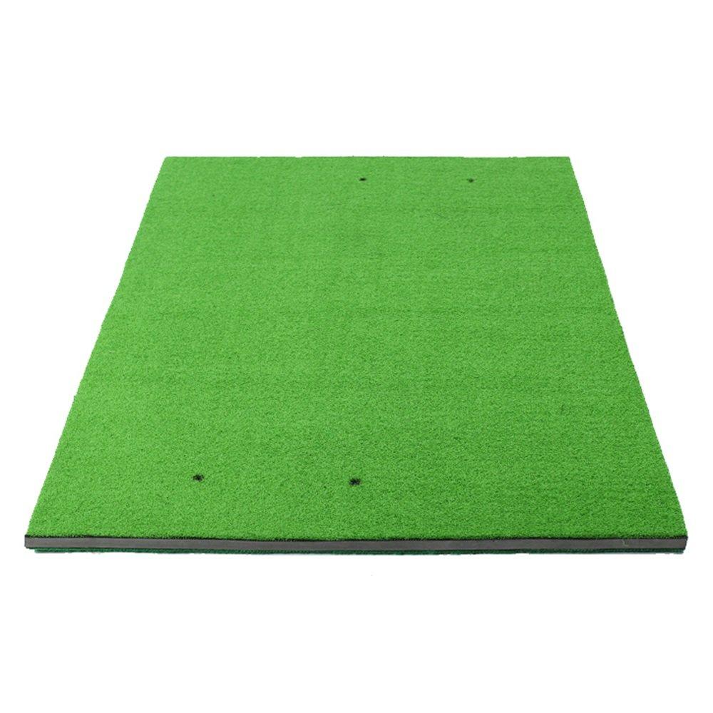 DS-ゴルフ練習マット ゴルフ屋外インドアパットプラクティスマット100×150cm && B07L7NFX46