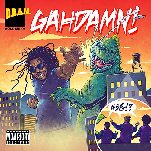 Gahdamn! [Explicit]