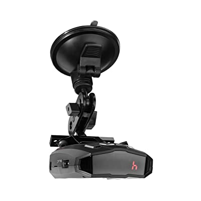RadarMount Suction Mount Bracket for Radar Detectors - Cobra (3003003): Radar Mount: Car Electronics