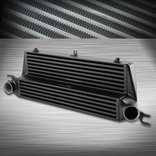 Competition Aluminum Turbo Engine Performance Intercooler Kit Black For BMW Mini Cooper S Clubman R55 R56 Facelift 2010 +