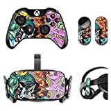 MightySkins Protective Vinyl Skin Decal for Oculus Rift CV1 wrap cover sticker skins Graffiti Wild Styles