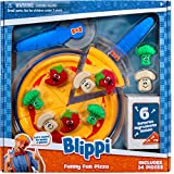 Blippi Funny Fun Pizza, Learning Colors