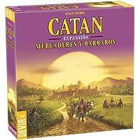 Devir - Catan Expansión Mercaderes y Bárbaros, juego