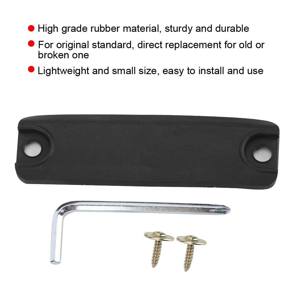Schraube und Schraubenschl/üssel enthalten OE 84840-21010 Kofferraumdeckel Heckklappenschalter Entriegelungsknopf Gummiabdeckung