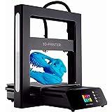 JGAURORA 3D Drucker A5 Aktualisierte Drucker Extreme Hohe Genauigkeit Mit Großer Größe Von 305 * 305 * 320mm