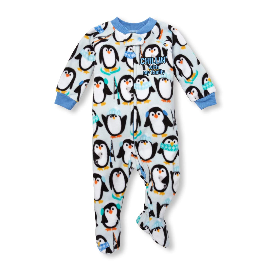 The Childrens Place Baby Boys Blanket Sleepers