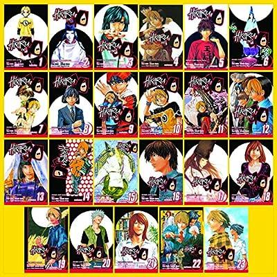 Hikaru's Go 1-23
