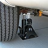 Powerbuilt Black Alltrade 640912 3 Ton,All-in-One