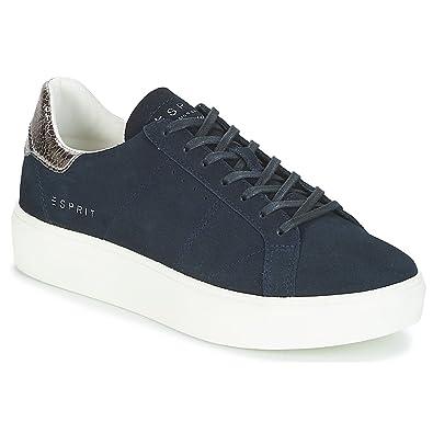 new arrival ea08a 09581 ESPRIT ELDA LU Sneaker Damen Blau - 41 - Sneaker Low: Amazon ...