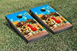 Margaritaville Regulation Cornhole Game Set Its 5 Oclock Somewhere Version