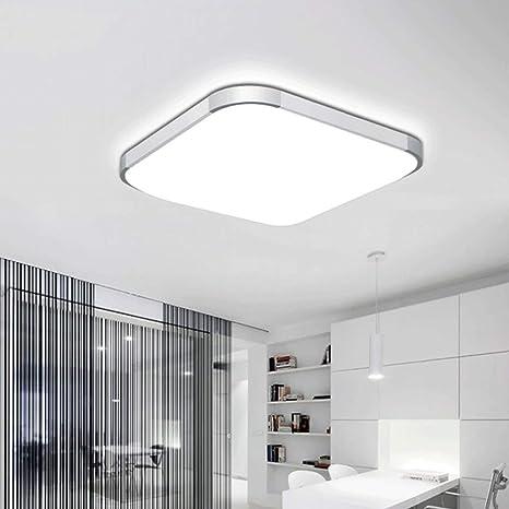 Led Deckenleuchte 16w Deckenlampe Wohnzimmer Bad Kuche Panel