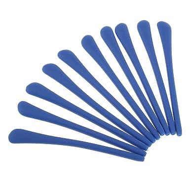 IPOTCH 10 Pack Silikon Antirutsch /Überz/üge f/ür B/ügelenden Brillenb/ügel Silikon Ende