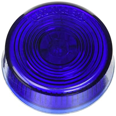 Grand General 79941 2 Inch Sealed Blue Marker Light Only, 1 Pack: Automotive