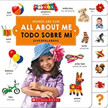 Words Are Fun: All About Me/ Todo Sobre Mí