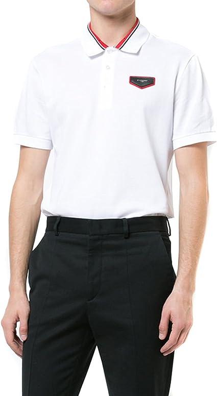 Givenchy Polo - Básico - Polo - Manga Corta - para Hombre Blanco ...