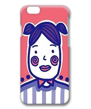 Amazon Iphone 6 Plus ケース おしゃれ 個性 イラスト 韓国風