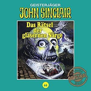 Das Rätsel der gläsernen Särge (John Sinclair - Tonstudio Braun Klassiker 44) Hörspiel