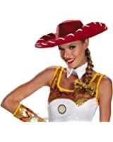 Disguise Disney Pixar Toy Story Jessie Glam Hat and Bow Set Costume Accessory
