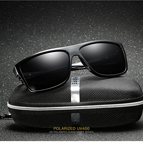 Mujer Protección UV Polarizadas para Hombre 400 C3 C1 para Aviator Gafas De Sol wXWcHqWST