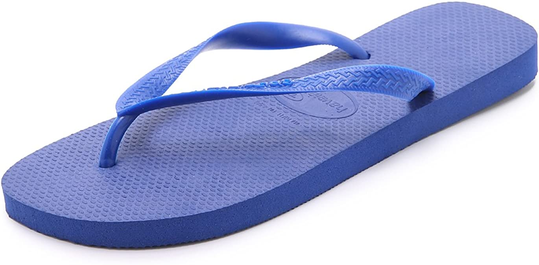 azul naval Havaianas Brasil logotipo Unisex Adultos Flip Flop flip flop 43//44