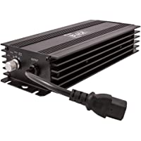 LUMii Black 600W Electronic Ballast-EU Plug Negro Adaptador