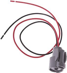 """Coolant Temperature Sensor Plug Pigtail Connector for Honda Civic Integra B/D/H/F Engines VTEC 12"""" Long"""