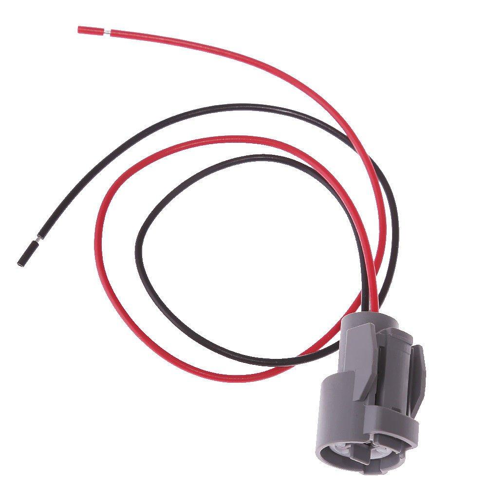 Coolant Temperature Sensor Plug Pigtail Connector for Honda Civic Integra  B/D/H/F Engines VTEC 12
