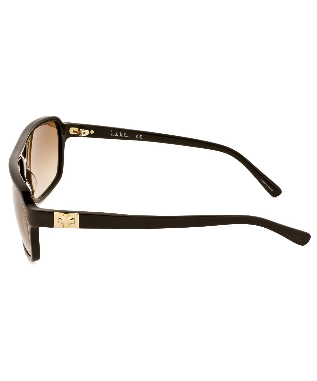 Amazon.com: Nicole Miller vandam – Gafas de sol, Color Frame ...