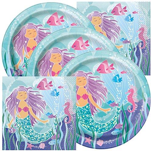 Mermaid Party Packs (Standard Pack) for $<!--$8.88-->
