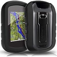 TUSITA Funda para Garmin eTrex Touch 25 35 35t - Funda Protectora de Silicona Skin - Accesorios de Mano GPS Navigator…