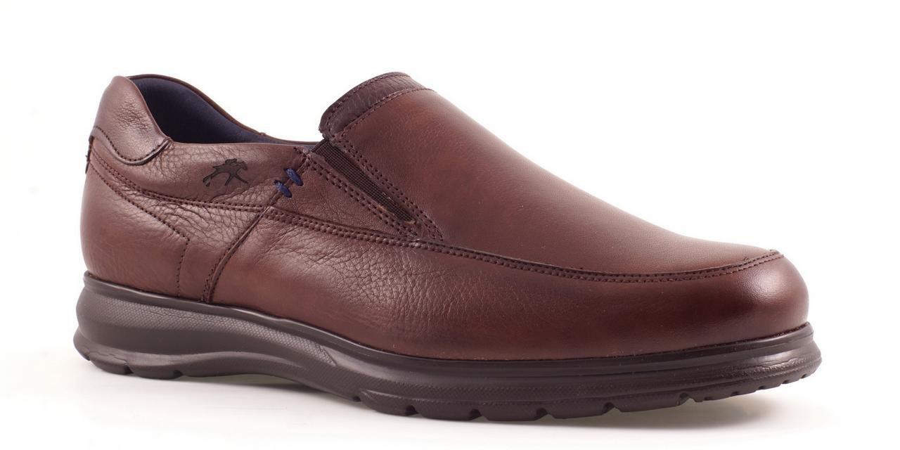Fluchos Blazer F0388 Marrón 43 EU Marrón Zapatos de moda en línea Obtenga el mejor descuento de venta caliente-Descuento más grande