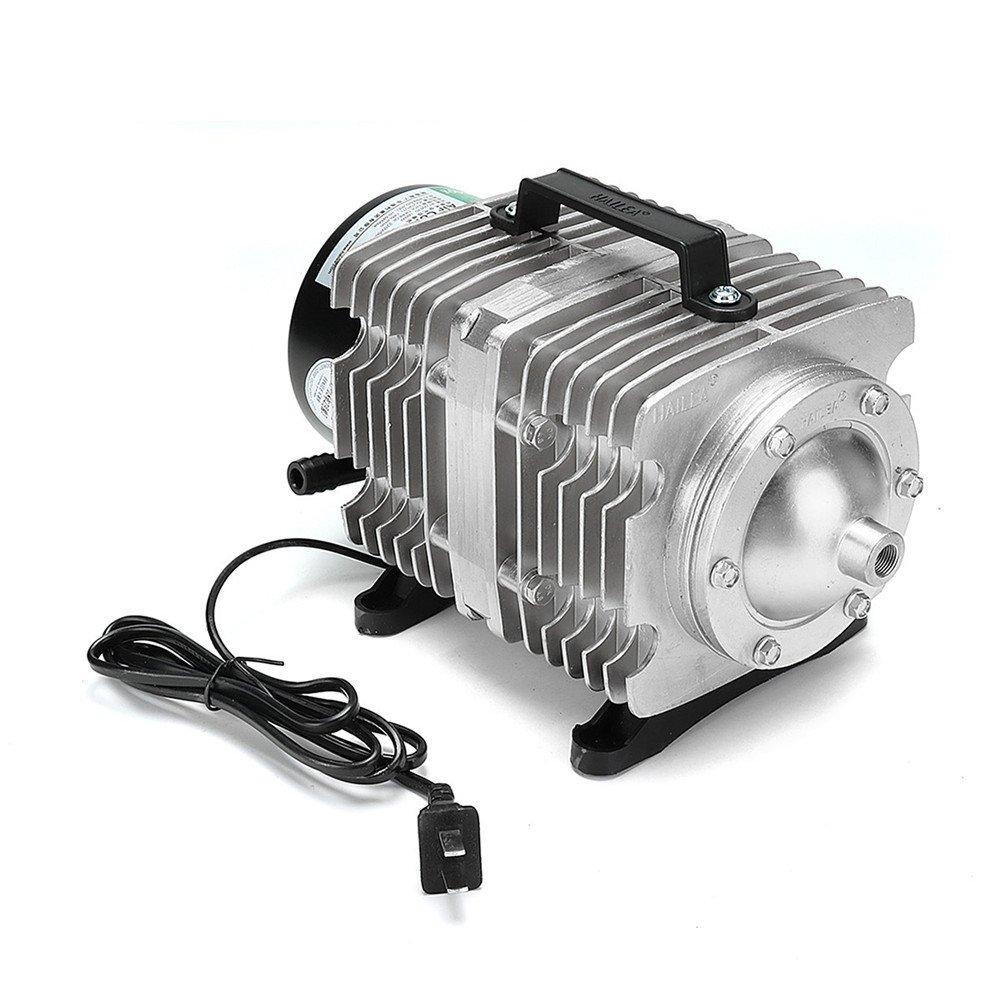 ZHENWOFC 携帯用500W 220V 275L / min電気空気圧縮機ポンプ酸素ポンプ New B07RZV1TM2