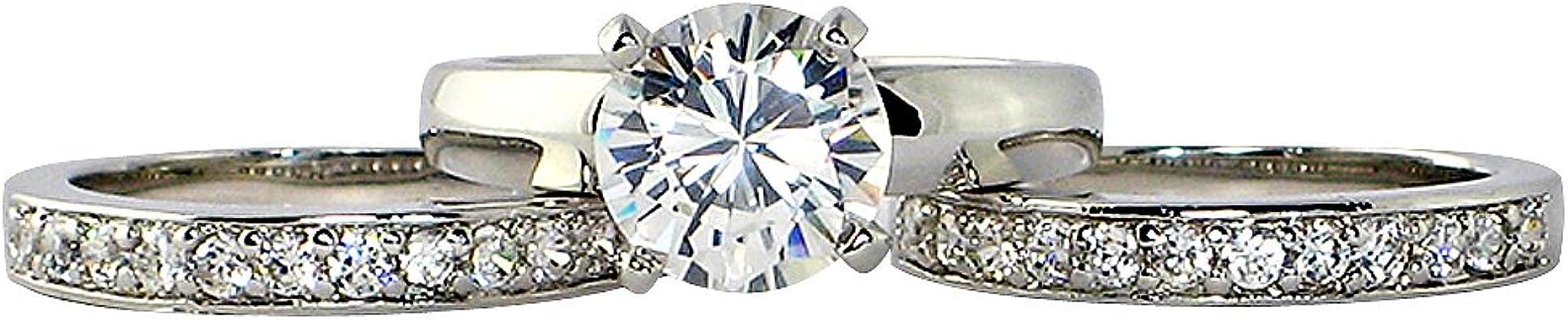 Bridal Ring Bling J51 product image 3