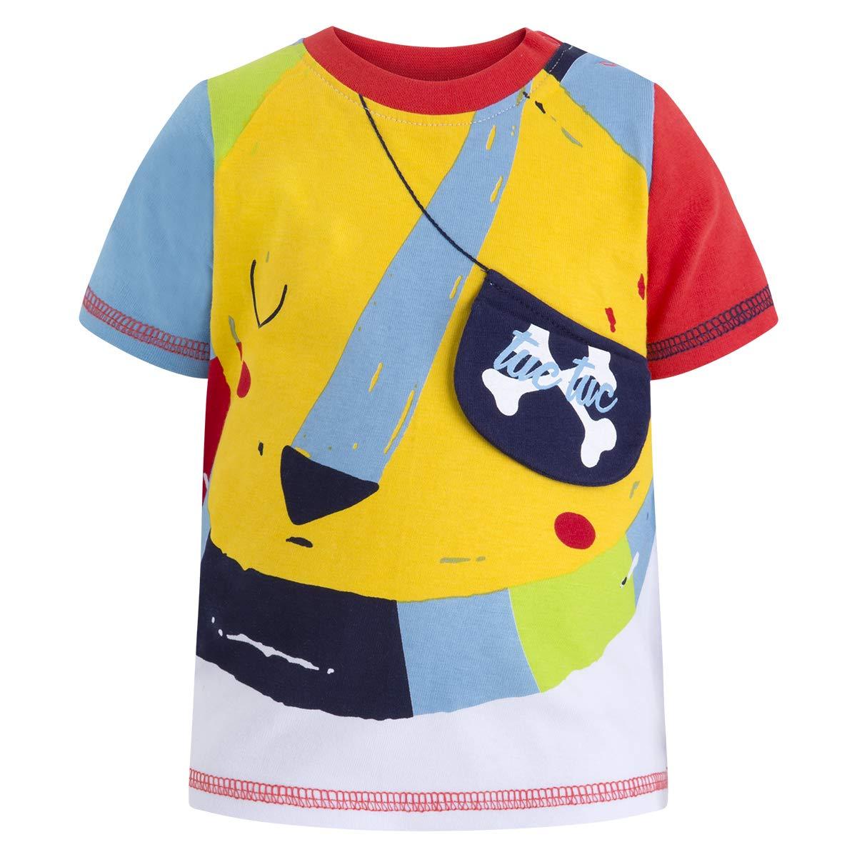 Tuc Tuc Camiseta Punto Detalles Niño Pirates, T- T-Shirt Bébé garçon T- T-Shirt Bébé garçon 49568
