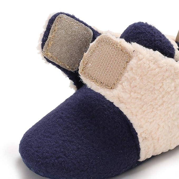 Morbuy Zapatos de Primeros Pasos Bebe, Recién Nacido Cuna Suela Niño Blanda Antideslizante Zapatillas: Amazon.es: Ropa y accesorios