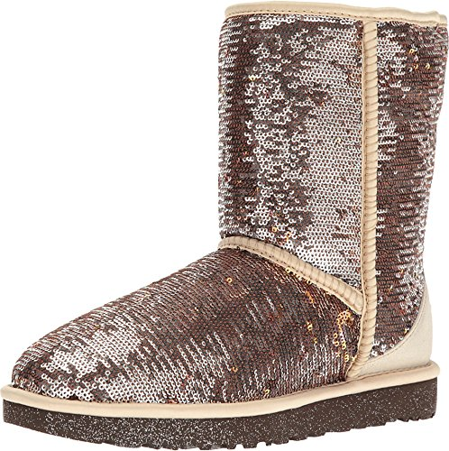 ugg-womens-classic-short-sparkles-champagne-boot
