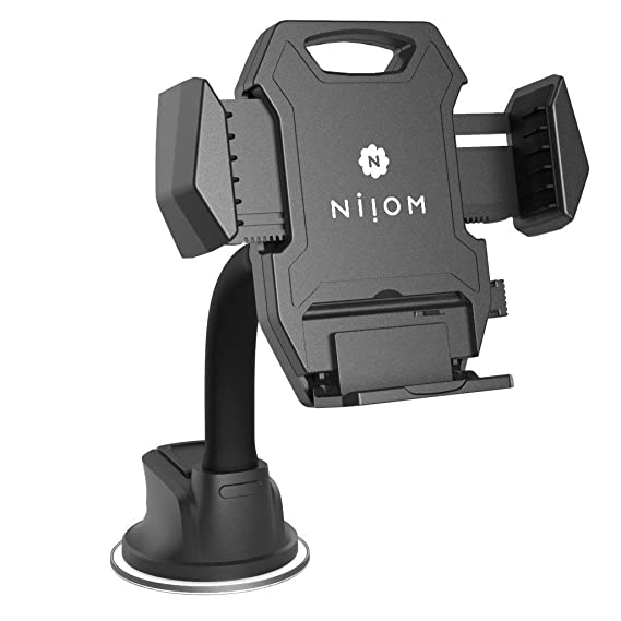 dcd932e6beebe Suction Cup Cell Phone Holder for Car - Best Car Phone Mount for All Phone  Models