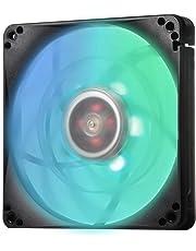 SilverStone Technology Slim 120mm Addressable RGB Fan with 15mm Thin Design FW124-ARGB