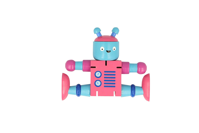 MAJIGG Wooden Flexi Robot Traditional Sensory Toy