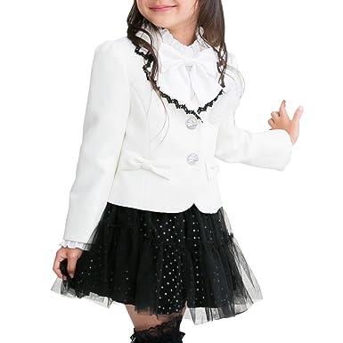 0286eb9a09880 (アリサナ)arisana ララ 入学式 卒園式 スーツ 女の子 (ジャケット+スカート