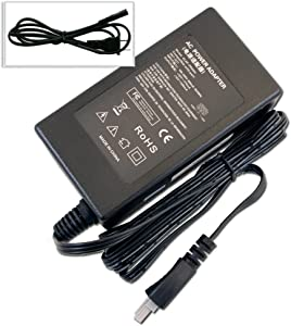 CBK New AC Adapter Charger for HP Photosmart C4480 C4485 C4400 7260w 7268 7450 7600w 7660 7660v 7700 7760 7755 7765/DeskJet 5655 5700 5740 5850w 9670 9600 Printer Power Supply Cord 0950-4401