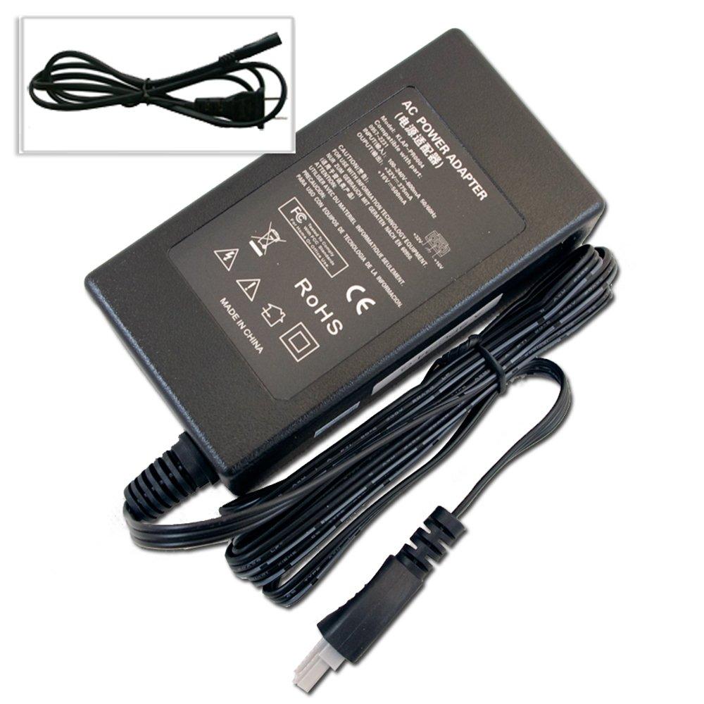 Bestcompu ®AC Adapter For HP Photosmart C4260 C4280 C4283 C4288 C4348 C4385 C4388 C4380 C4343 C4340 C4383 C4440 C4580/HP DeskJet F2110 F2120 F2140 F2185 F2210 F2224 F2276 F2280 F2288 F2290 F4135 F4140 F4172 D4360 All-In-One 0957-2231 Printer