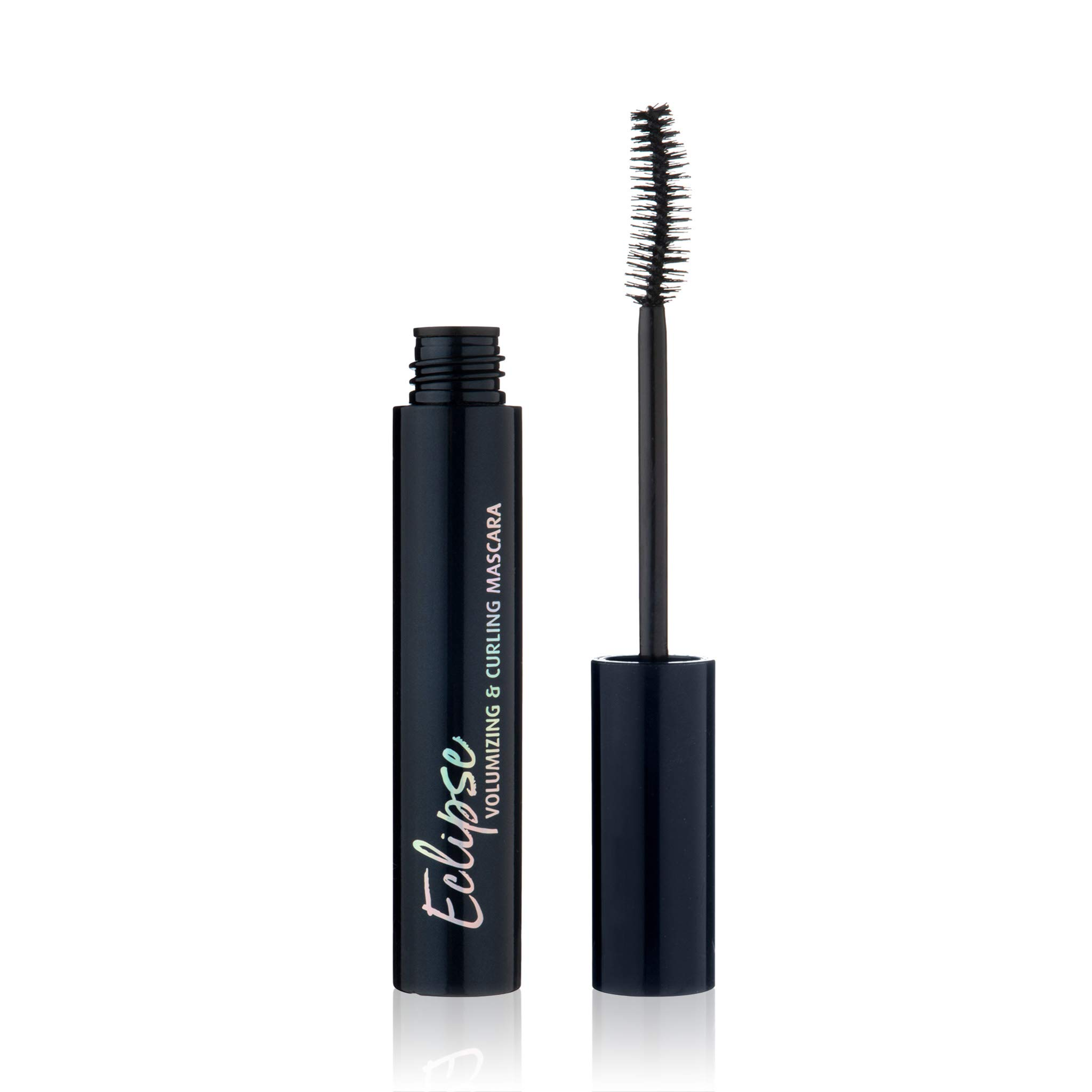 Lune+Aster Eclipse Volumizing & Curling Mascara - Volumizing & curling vegan tubular mascara that won't smudge, yet removes easily with warm water