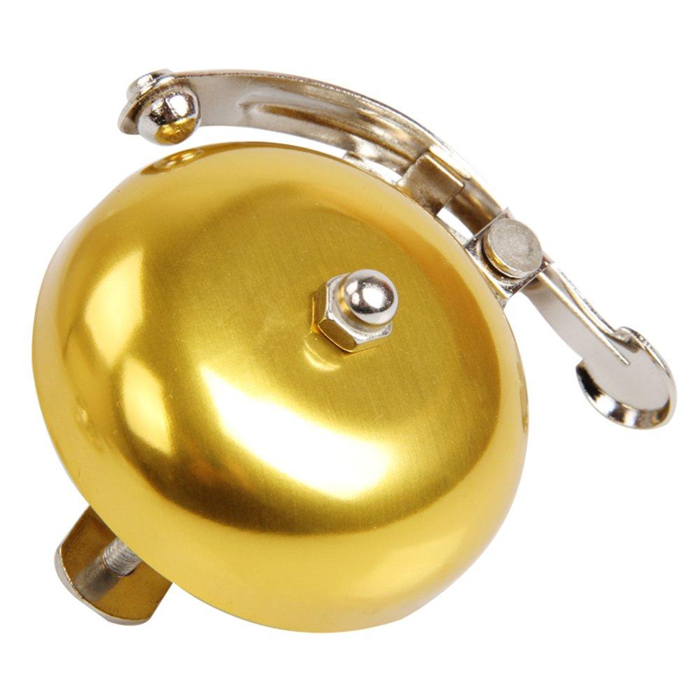MeanHoo Metal Retro Loud Warning Sound Bicycle Bell Handlebar Safety Metal Ring Environmental Bike Bell Cycling Horn