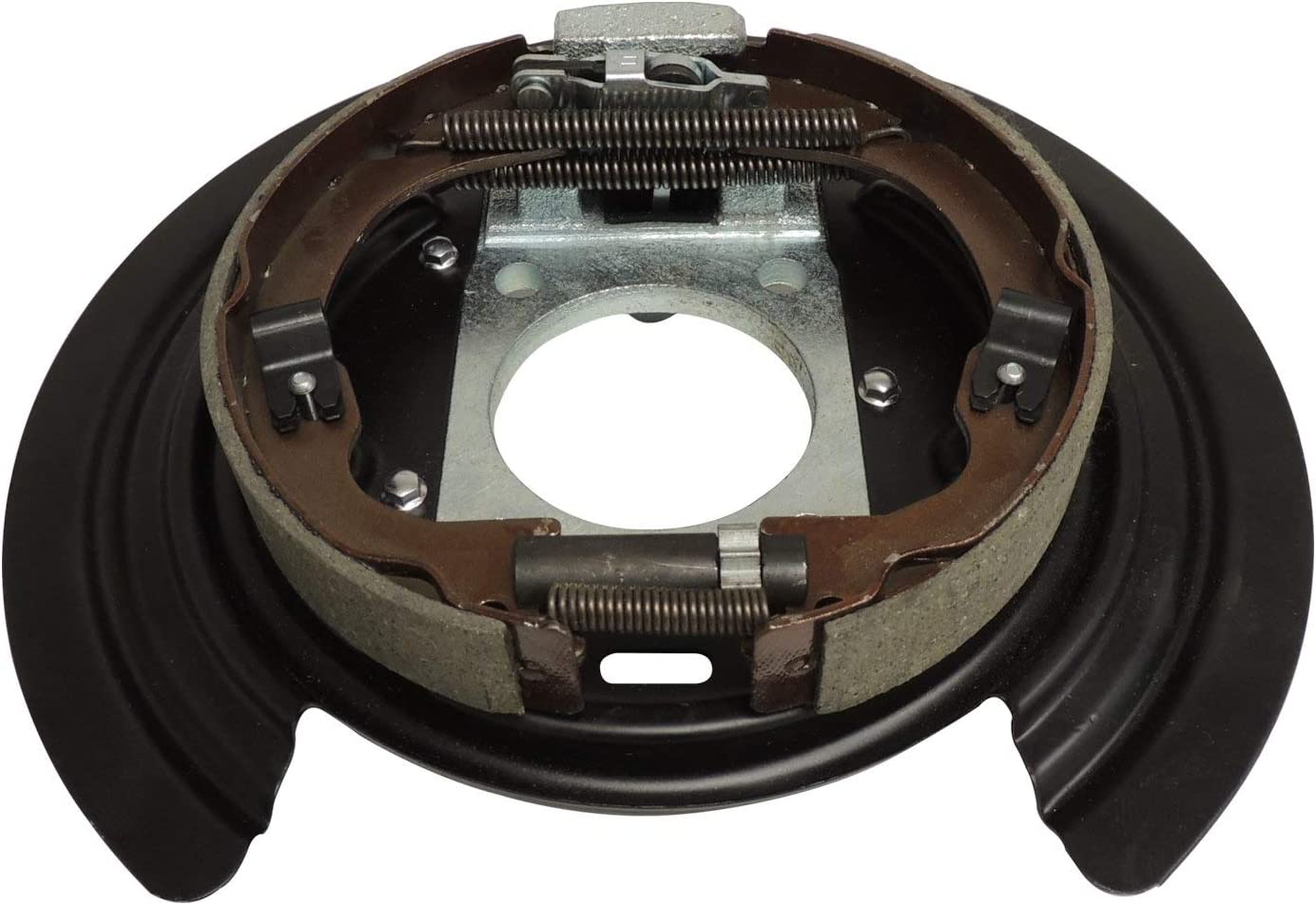 Crown Backing Plate Assembly