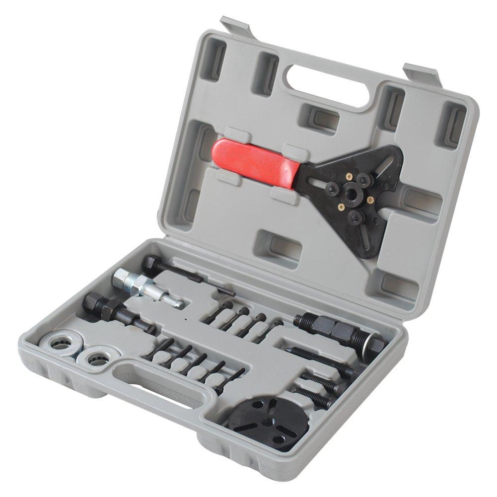 AC Aire Acondicionado Compresor Entferner Aire Acondicionado embrague coche especial herramientas: Amazon.es: Coche y moto